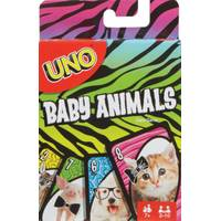 Mattel UNO Baby Animals Card Game from Blain's Farm and Fleet