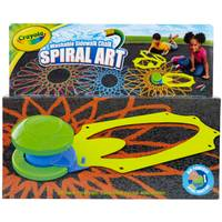 Crayola Crayola Outdoor Chalk Spiral Art Kit from Blain's Farm and Fleet
