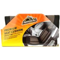 Armor All Deluxe Black and Grey Seat Cushion from Blain's Farm and Fleet