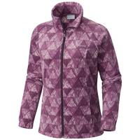 Columbia Sportswear Company Misses Benton Springs Printed Full Zip Jacket from Blain's Farm and Fleet