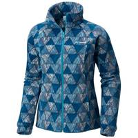Columbia Sportswear Company Women's Benton Springs Print Full Zip Jacket from Blain's Farm and Fleet