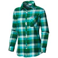 Columbia Sportswear Company Women's Simply II Flannel Shirt from Blain's Farm and Fleet