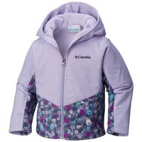 Columbia Sportswear Company Toddler Girls' Steens Mt Overlay Jacket from Blain's Farm and Fleet