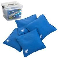 Triumph Blue Canvas Duck Cloth Bean Bag Set from Blain's Farm and Fleet