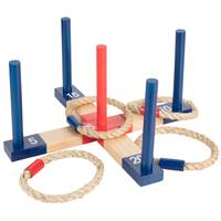 Triumph Wooden Ring Toss Game Set from Blain's Farm and Fleet