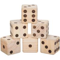 Triumph Big Roller Wooden Lawn Dice from Blain's Farm and Fleet