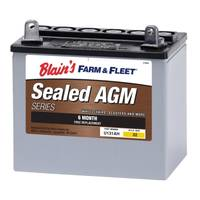 Blain's Farm & Fleet Wheelchair & Mobility Scooter Sealed AGM Battery from Blain's Farm and Fleet