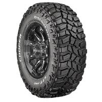 Cooper Tire Discoverer STT Pro White Letters Tire - LT315/75R16 from Blain's Farm and Fleet