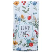 Kay Dee Designs Blooming Thoughts Terry Towel from Blain's Farm and Fleet
