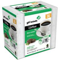Girl Scouts 18 Count Girl Scouts Thin Mint Coffee from Blain's Farm and Fleet