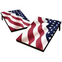 Wild Sports Stars & Stripes Tailgate Toss from Blain's Farm and Fleet