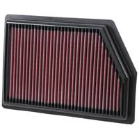 K&N 33-5009 High Performance Replacement Air Filter from Blain's Farm and Fleet