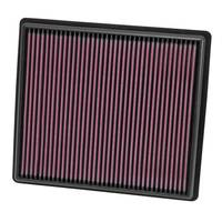 K&N 33-2497 Reusable Replacement Air Filter from Blain's Farm and Fleet