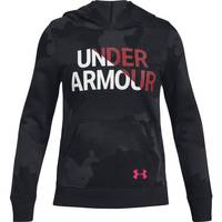Under Armour Girls' Black Rival Hoodie from Blain's Farm and Fleet
