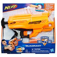 NERF Accustrike Quadrant Dart Blaster from Blain's Farm and Fleet