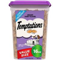 Temptations 16 oz Dairy Classic Cat Treats from Blain's Farm and Fleet