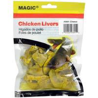 Magic 4 oz Preserved Chicken Cheese Livers from Blain's Farm and Fleet
