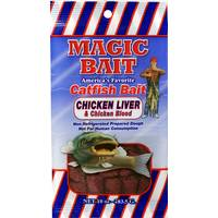 Magic 10 oz Chicken Liver and Chicken Blood Catfish Bait from Blain's Farm and Fleet