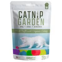 Multipet International 20-Pack Organic Catnip Puffs from Blain's Farm and Fleet