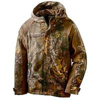 ROBINSON OUTDOOR PRODUCTS Men's Realtree Edge Drencher Rain Jacket from Blain's Farm and Fleet
