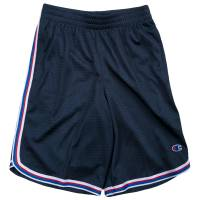 Champion Big Boys' Blue Tri-Color Tape Shorts from Blain's Farm and Fleet