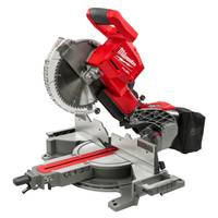 Milwaukee M18 Fuel Dual Bevel Sliding Compound Miter Saw from Blain's Farm and Fleet