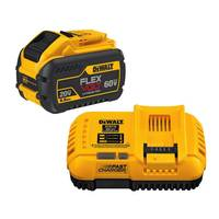 DEWALT Rapid Charger and 9.0 AH Battery Kit from Blain's Farm and Fleet