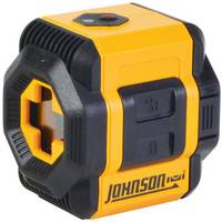 Johnson Level Self-Leveling Cross-Line Laser from Blain's Farm and Fleet