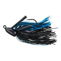 BOOYAH 3/8 oz Boo Jig Black & Blue Fishing Lure from Blain's Farm and Fleet