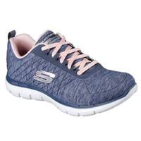 Skechers Women's Navy Flex Appeal 2.0 Athletic Shoes from Blain's Farm and Fleet