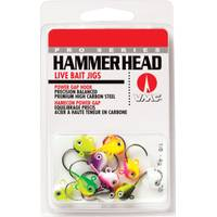 Rapala Hammer Head Jig UV Kit 1/8 oz Fishing Lure Assortment from Blain's Farm and Fleet