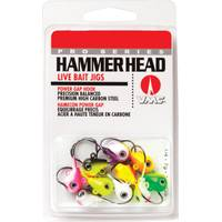 Rapala Hammer Head Jig UV Kit 1/4 oz Fishing Lure Assortment from Blain's Farm and Fleet