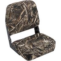 Wise Standard Camo Low Back Seat from Blain's Farm and Fleet