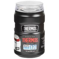 Thermos Vacuum Insulated Stainless Steel Can Insulator from Blain's Farm and Fleet
