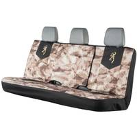 Browning Chevron Camouflage Full Bench Seat Cover from Blain's Farm and Fleet