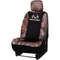 Browning Realtree Low Back Neoprene Seat Cover from Blain's Farm and Fleet