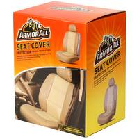 Armor All Performance Tan Sideless Seat Cover from Blain's Farm and Fleet