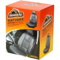 Armor All Performance Grey Sideless Seat Cover from Blain's Farm and Fleet