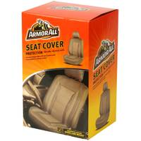 Armor All Speed Lane Tan Universal Bucket Seat Cover from Blain's Farm and Fleet