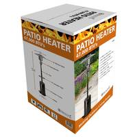 Discover From Products Patio Heater with Adjustable Table from Blain's Farm and Fleet
