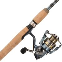 Pflueger President Spinning Combo Fishing Reel Rod from Blain's Farm and Fleet
