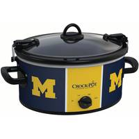 NCAA Michigan Wolverines Cook & Carry Slow Cooker from Blain's Farm and Fleet