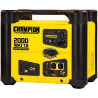 Champion Power Equipment 2000-Watt Stackable Portable Inverter Generator from Blain's Farm and Fleet