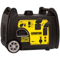 Champion Power Equipment 3400-Watt RV Ready Portable Inverter Generator from Blain's Farm and Fleet