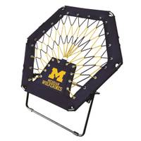 Imperial International Michigan Wolverines Bungee Chair from Blain's Farm and Fleet