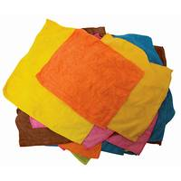 Detailer's Choice 1lb Microfiber Towel Remnants from Blain's Farm and Fleet