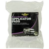 Detailer's Choice 2-Pack Wax Applicator Pads from Blain's Farm and Fleet