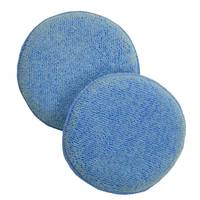 Detailer's Choice 2-Pack Microfiber Applicator Pads from Blain's Farm and Fleet
