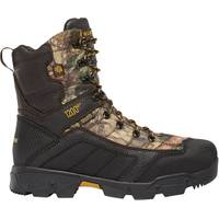 LaCrosse Men's Mossy Oak Camouflage Cold Snap 1200G Hunting Boots from Blain's Farm and Fleet