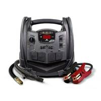 Schumacher 1200A Jump Starter with Compressor from Blain's Farm and Fleet
